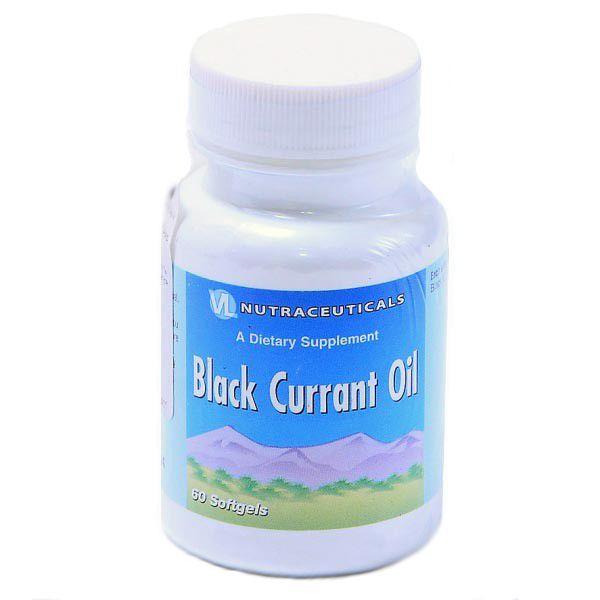 Масло черной смородины (Black Current Oil)