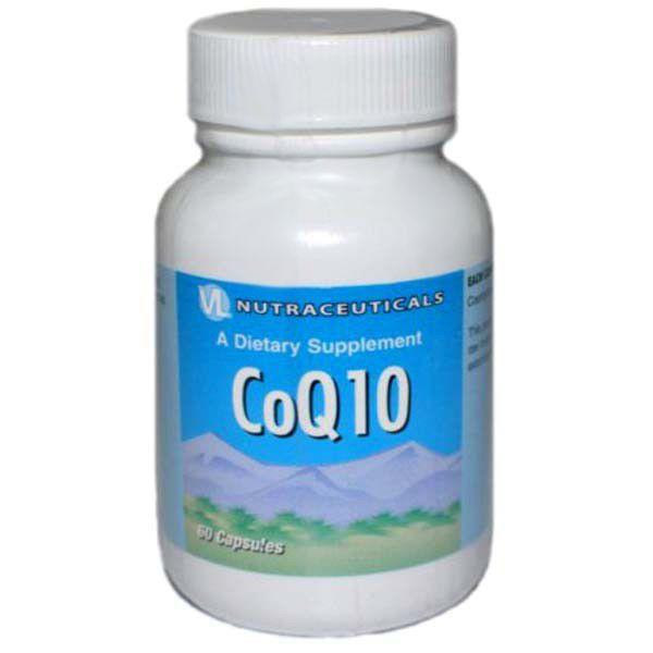 Кофермент Q10 (CoQ10)