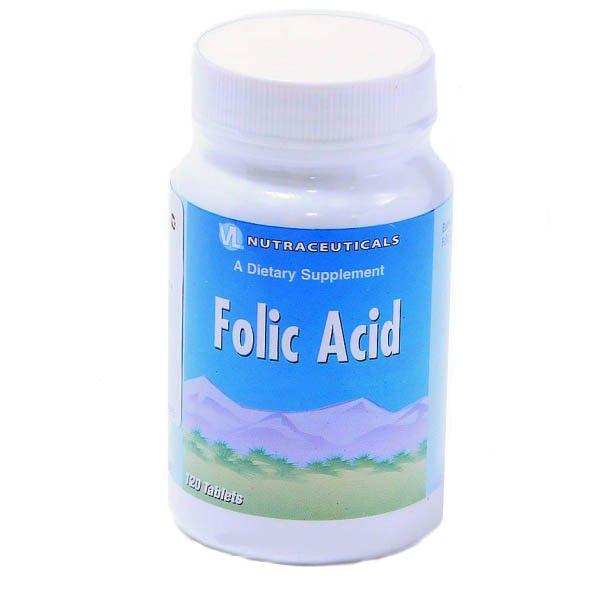 Фолиевая кислота (Folic Acid)