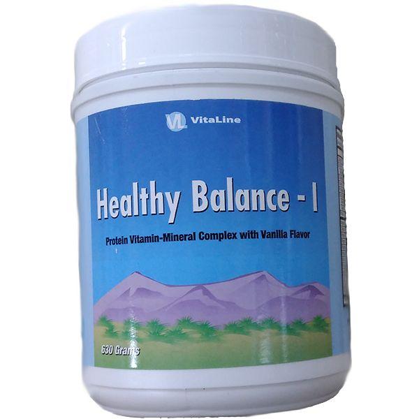 Сухой коктейль со вкусом ванили (Healthy Balance I   Vanilla drink Mix)