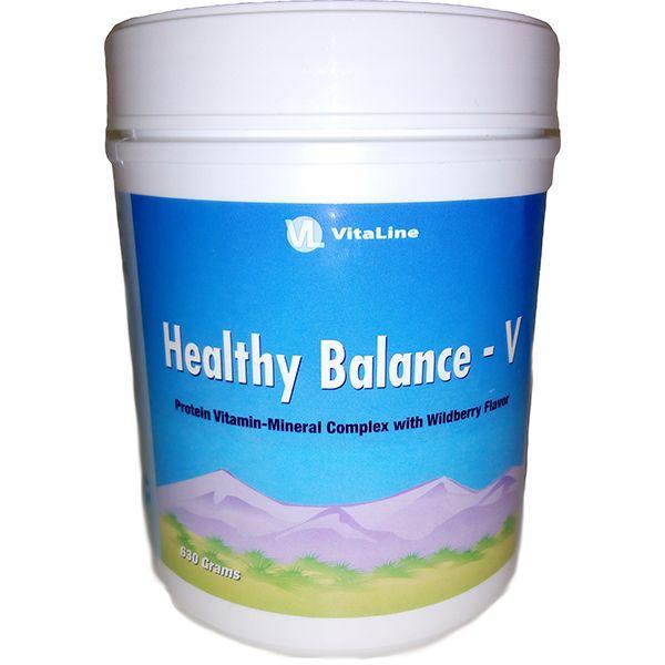 Сухой коктейль со вкусом брусники (Healthy Balance V | Wildberry drink Mix)