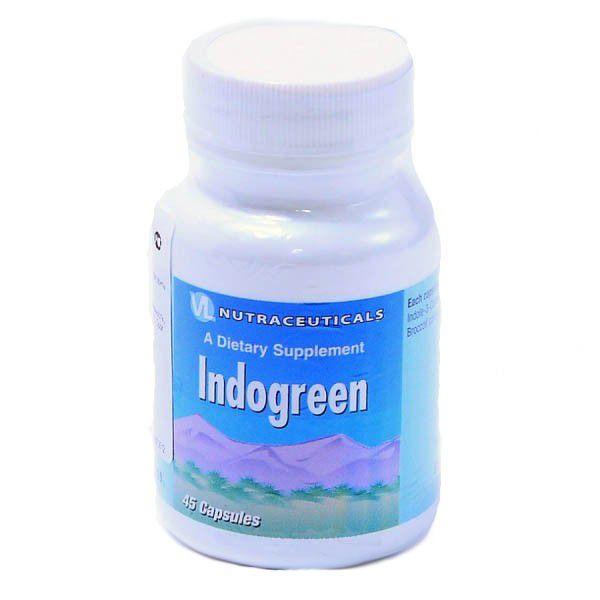 Индогрин, Индол-3-карбинол (Indogreen)