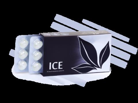 Драже ICE - быстрая помощь желудку