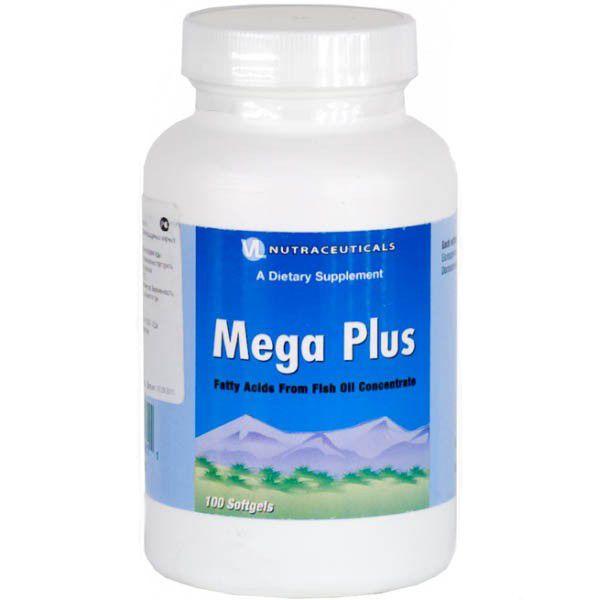 Мега Плюс,Омега-3 Mega Plus